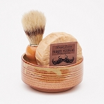 Shave Set #1 w/ Fuzzy Fleegal (Original)