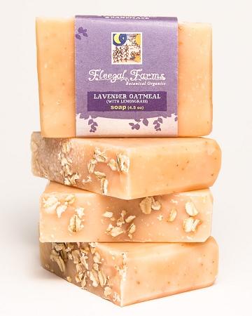 Soap - Lavender Oatmeal