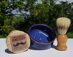 Shave Set #11 w/ Fuzzy Fleegal (Original)