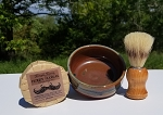 Shave Set #12 w/ Fuzzy Fleegal (Original)