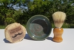 Shave Set #9 w/ Fuzzy Fleegal (Original)