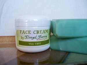 Face Cream - The Lavender Clove and Tea Tree