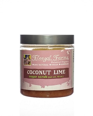 Sugar Scrub - Coconut Lime (10 oz)