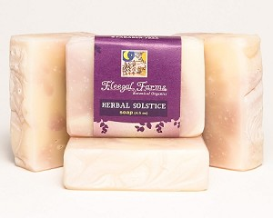 Soap - Herbal Solstice