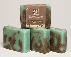 Soap - Peppermint Chocolate