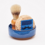 Shave Set #6 w/ Fuzzy Fleegal (Manly Shave)